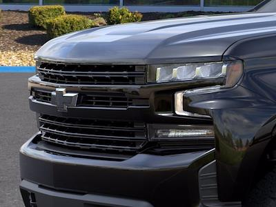 2021 Chevrolet Silverado 1500 Crew Cab 4x4, Pickup #MB8681 - photo 11