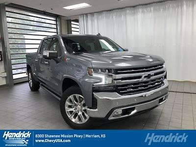 2021 Chevrolet Silverado 1500 Crew Cab 4x4, Pickup #MB8684 - photo 1