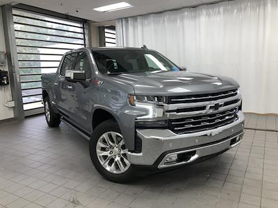 2021 Chevrolet Silverado 1500 Crew Cab 4x4, Pickup #MB8684 - photo 3
