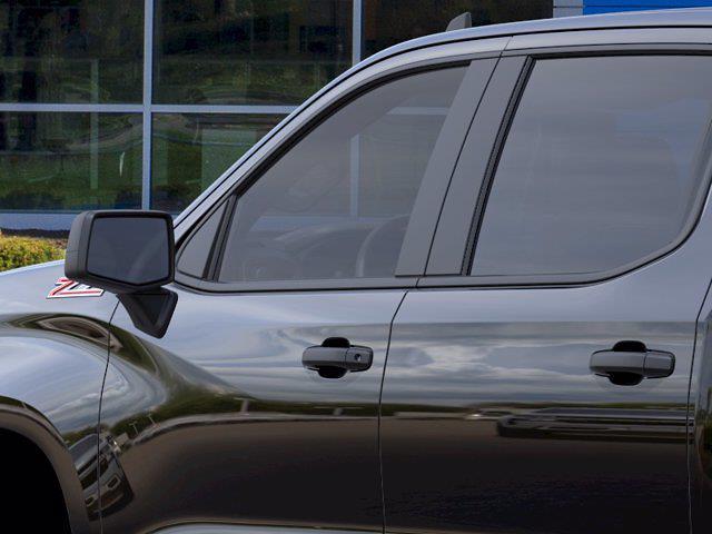 2021 Chevrolet Silverado 1500 Crew Cab 4x4, Pickup #MB8721 - photo 10