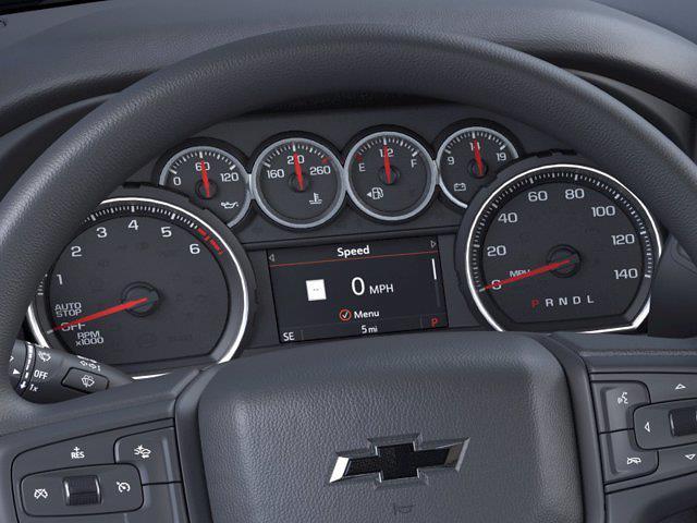 2021 Chevrolet Silverado 1500 Crew Cab 4x4, Pickup #MB8721 - photo 15