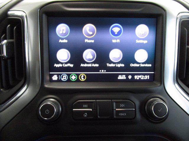 2021 Chevrolet Silverado 1500 Crew Cab 4x4, Pickup #MB8722 - photo 8