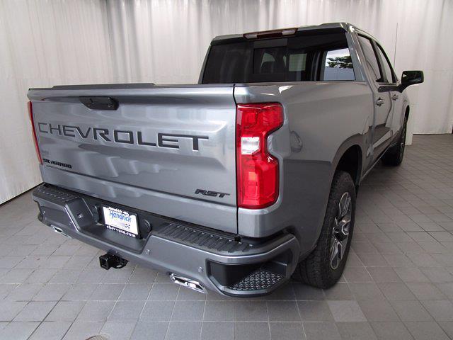 2021 Chevrolet Silverado 1500 Crew Cab 4x4, Pickup #MB8729 - photo 12