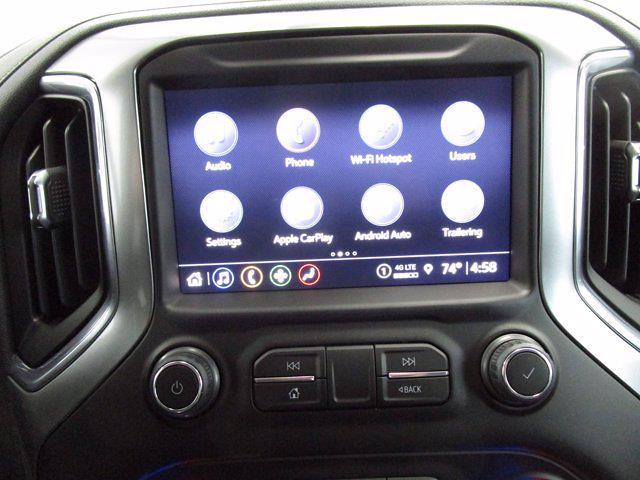 2021 Chevrolet Silverado 1500 Crew Cab 4x4, Pickup #MB8729 - photo 8