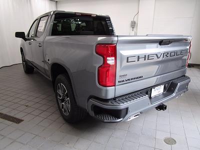 2021 Chevrolet Silverado 1500 Crew Cab 4x4, Pickup #MB8729 - photo 11