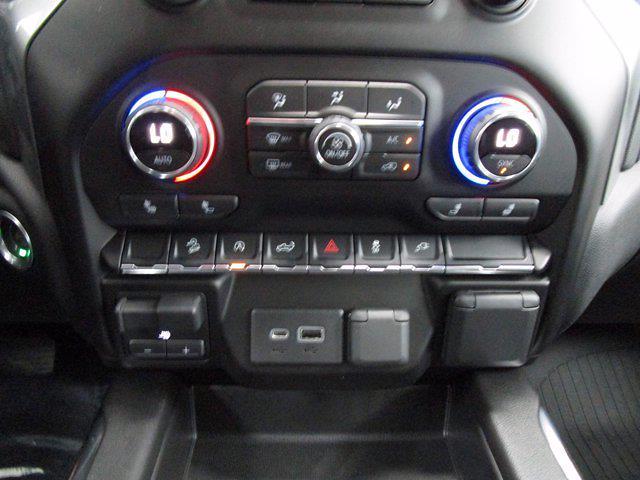2021 Chevrolet Silverado 1500 Crew Cab 4x4, Pickup #MB8751 - photo 10