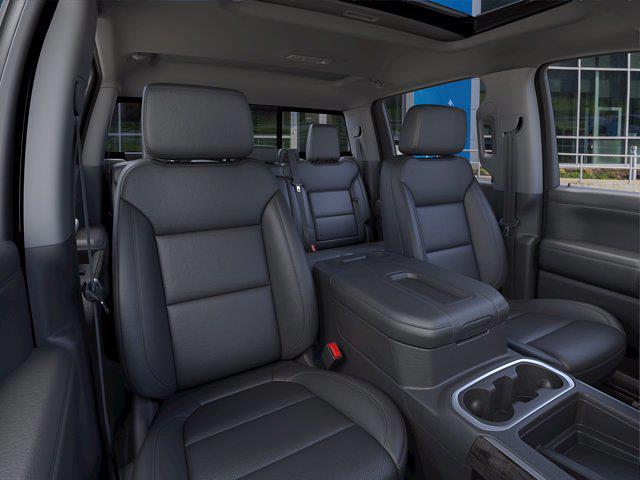 2021 Chevrolet Silverado 1500 Crew Cab 4x4, Pickup #MB8784 - photo 13