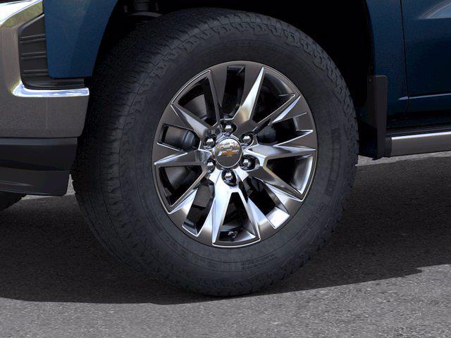 2021 Chevrolet Silverado 1500 Crew Cab 4x4, Pickup #MB8784 - photo 7