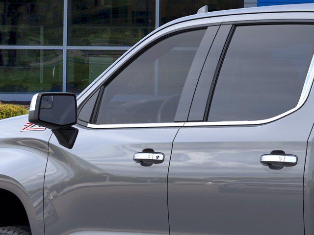 2021 Chevrolet Silverado 1500 Crew Cab 4x4, Pickup #MB8791 - photo 10