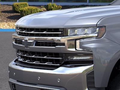 2021 Chevrolet Silverado 1500 Crew Cab 4x4, Pickup #MB8791 - photo 11