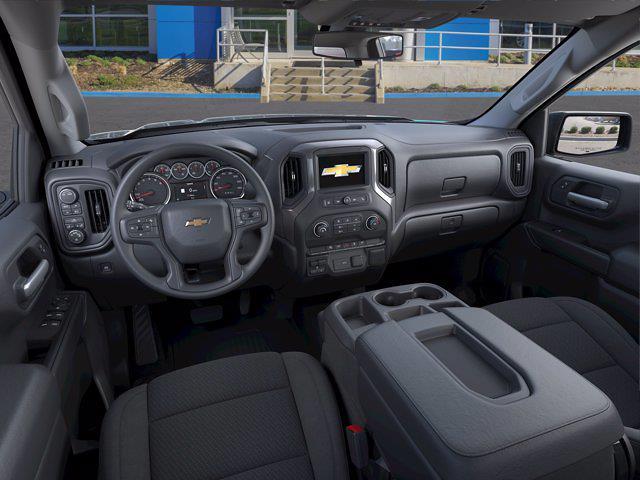 2021 Chevrolet Silverado 1500 Double Cab 4x4, Pickup #MB8795 - photo 12