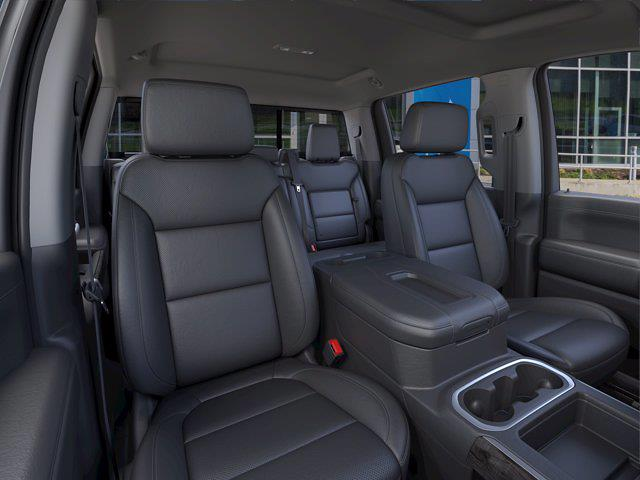 2021 Chevrolet Silverado 2500 Crew Cab 4x4, Pickup #MB8862 - photo 13