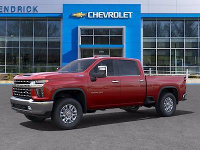 2021 Chevrolet Silverado 2500 Crew Cab 4x4, Pickup #MB8862 - photo 3