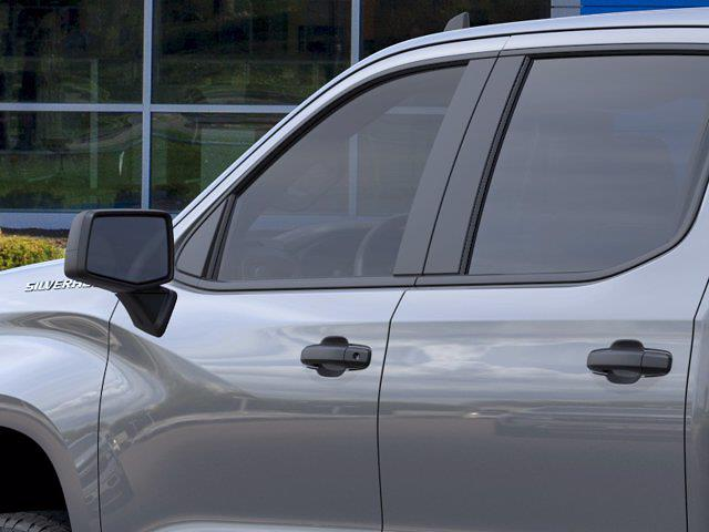 2021 Chevrolet Silverado 1500 Crew Cab 4x4, Pickup #MB8863 - photo 10