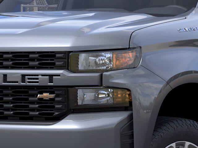 2021 Chevrolet Silverado 1500 Crew Cab 4x4, Pickup #MB8863 - photo 8