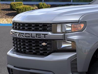2021 Chevrolet Silverado 1500 Crew Cab 4x4, Pickup #MB8863 - photo 11