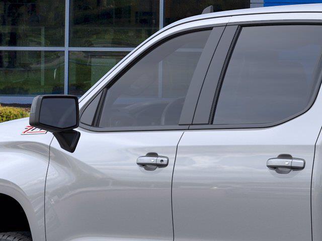 2021 Chevrolet Silverado 1500 Crew Cab 4x4, Pickup #MB8866 - photo 10