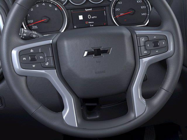 2021 Chevrolet Silverado 1500 Crew Cab 4x4, Pickup #MB8866 - photo 16