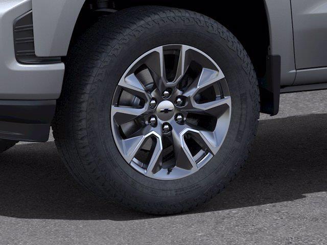 2021 Chevrolet Silverado 1500 Crew Cab 4x4, Pickup #MB8866 - photo 7