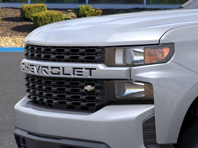 2021 Chevrolet Silverado 1500 Crew Cab 4x4, Pickup #MB8867 - photo 11