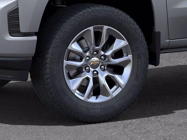 2021 Chevrolet Silverado 1500 Crew Cab 4x4, Pickup #MB8867 - photo 7