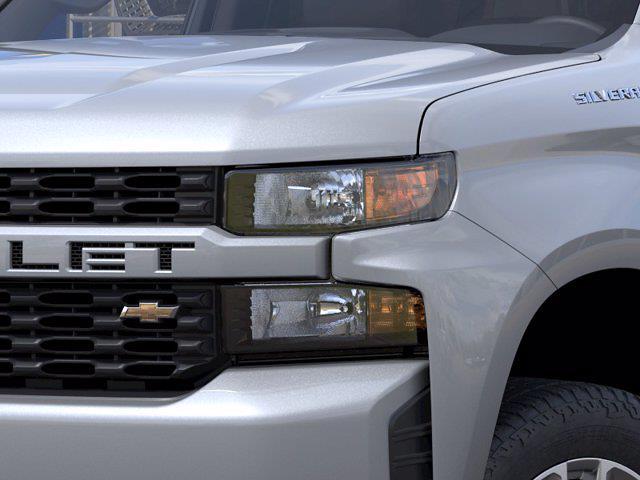 2021 Chevrolet Silverado 1500 Crew Cab 4x4, Pickup #MB8867 - photo 8