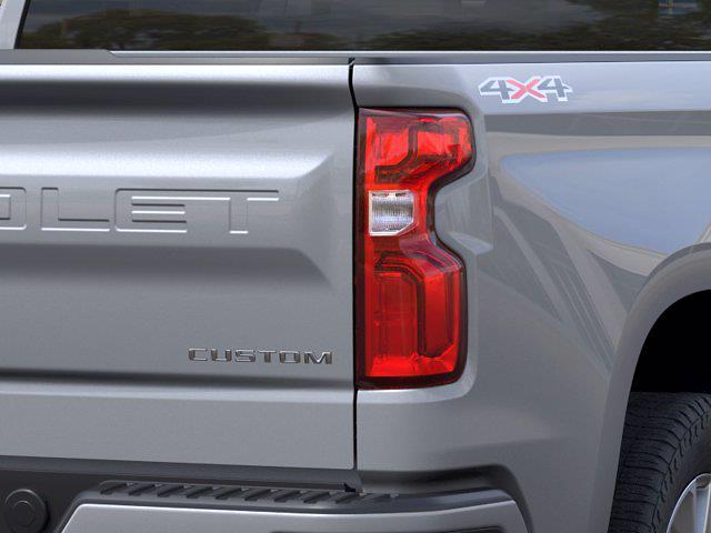 2021 Chevrolet Silverado 1500 Crew Cab 4x4, Pickup #MB8867 - photo 9