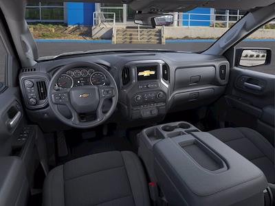 2021 Chevrolet Silverado 1500 Crew Cab 4x4, Pickup #MB8867 - photo 12