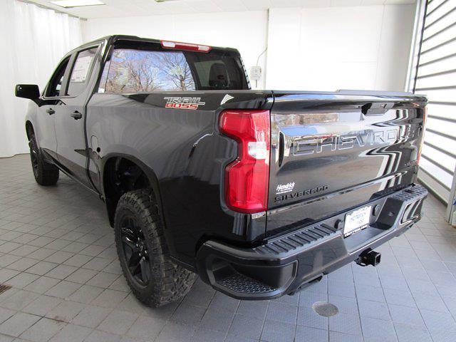 2021 Chevrolet Silverado 1500 Crew Cab 4x4, Pickup #MB8870 - photo 12