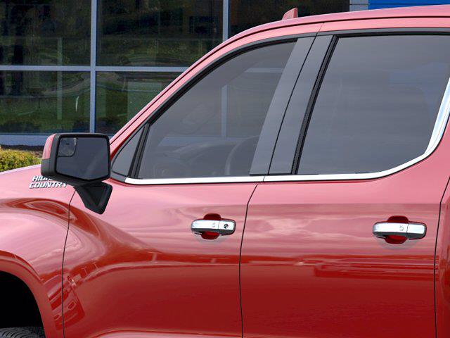 2021 Chevrolet Silverado 1500 Crew Cab 4x4, Pickup #MB8881 - photo 10