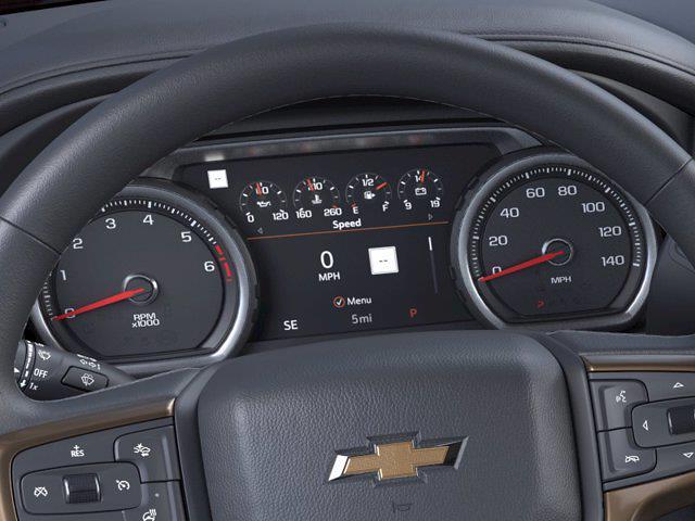 2021 Chevrolet Silverado 1500 Crew Cab 4x4, Pickup #MB8881 - photo 15