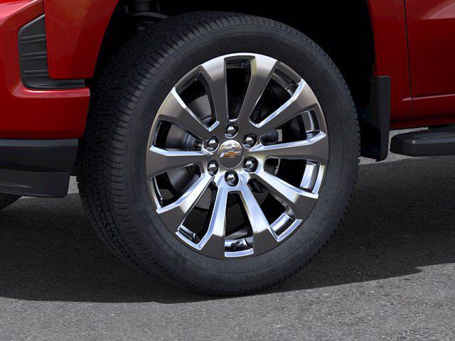 2021 Chevrolet Silverado 1500 Crew Cab 4x4, Pickup #MB8881 - photo 7