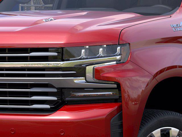 2021 Chevrolet Silverado 1500 Crew Cab 4x4, Pickup #MB8881 - photo 8