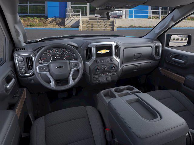2021 Chevrolet Silverado 1500 Crew Cab 4x4, Pickup #MB8895 - photo 12
