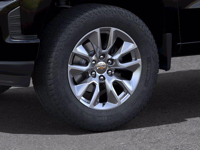 2021 Chevrolet Silverado 1500 Crew Cab 4x4, Pickup #MB8897 - photo 7