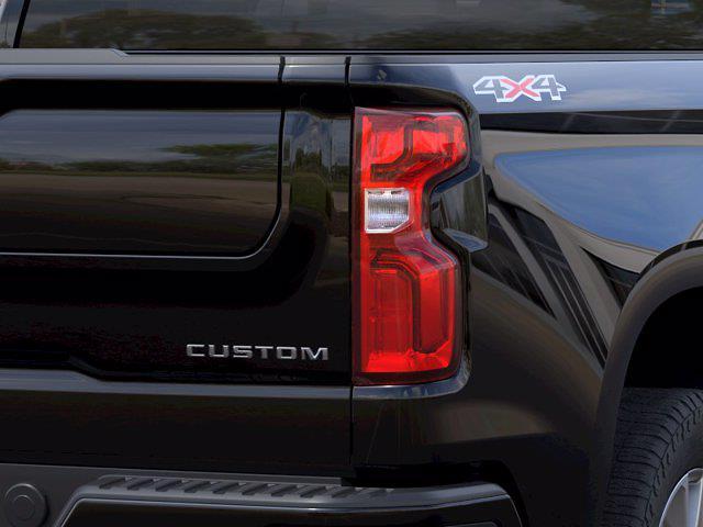 2021 Chevrolet Silverado 1500 Crew Cab 4x4, Pickup #MB8897 - photo 9