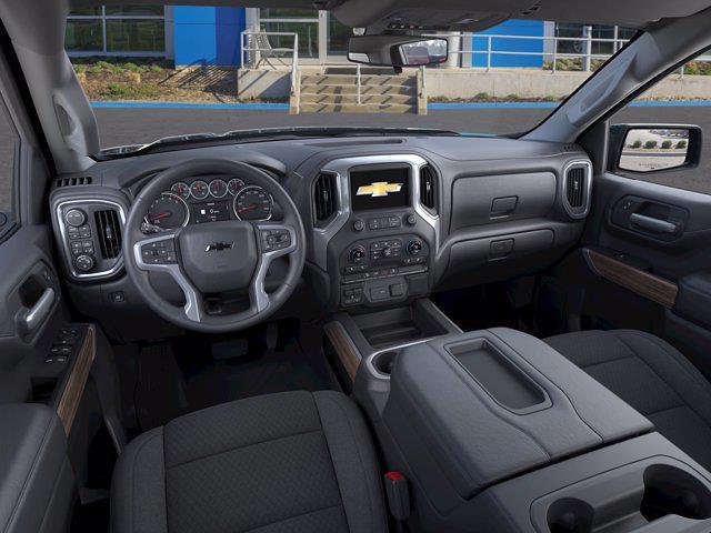 2021 Chevrolet Silverado 1500 Crew Cab 4x4, Pickup #MB8899 - photo 12