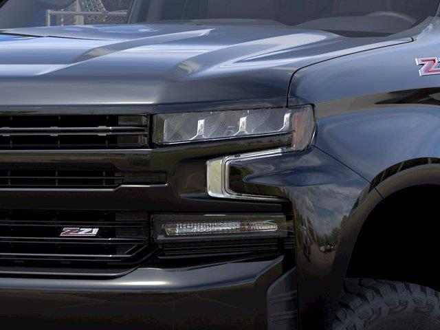 2021 Chevrolet Silverado 1500 Crew Cab 4x4, Pickup #MB8899 - photo 8