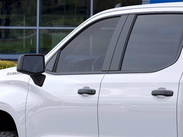 2021 Chevrolet Silverado 1500 Crew Cab 4x4, Pickup #MB8900 - photo 10
