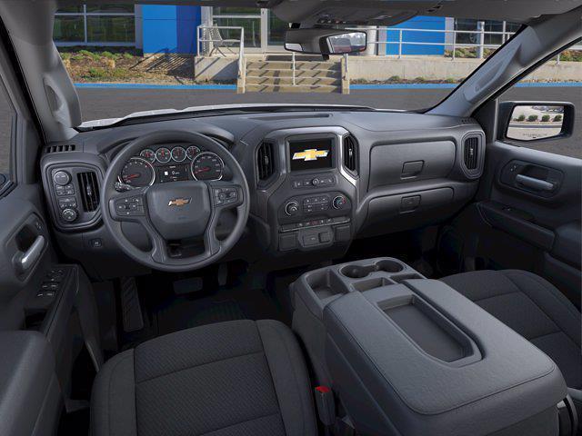 2021 Chevrolet Silverado 1500 Crew Cab 4x4, Pickup #MB8900 - photo 12