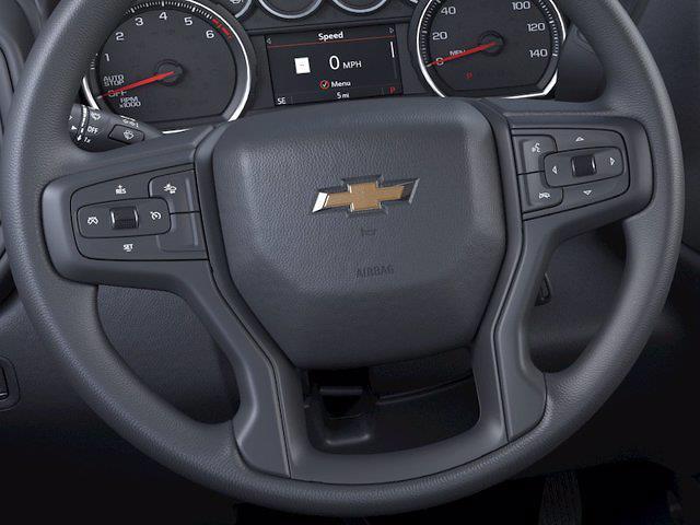2021 Chevrolet Silverado 1500 Crew Cab 4x4, Pickup #MB8900 - photo 16