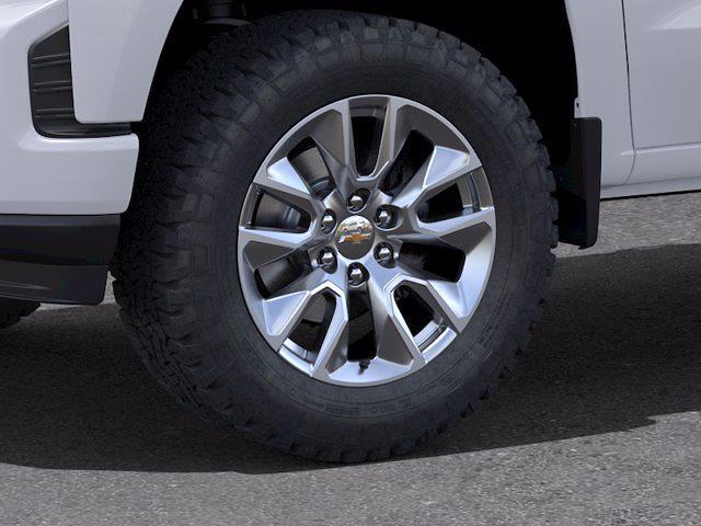 2021 Chevrolet Silverado 1500 Crew Cab 4x4, Pickup #MB8900 - photo 7