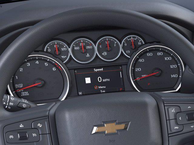 2021 Chevrolet Silverado 1500 Crew Cab 4x4, Pickup #MB8906 - photo 15
