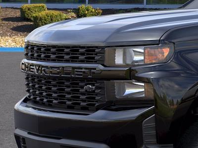 2021 Chevrolet Silverado 1500 Crew Cab 4x4, Pickup #MB8906 - photo 11