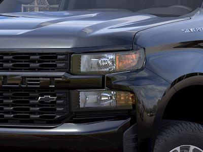 2021 Chevrolet Silverado 1500 Crew Cab 4x4, Pickup #MB8906 - photo 8