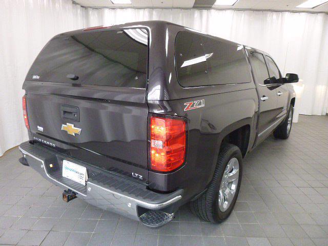 2015 Chevrolet Silverado 1500 Crew Cab 4x4, Pickup #MN8460A - photo 1