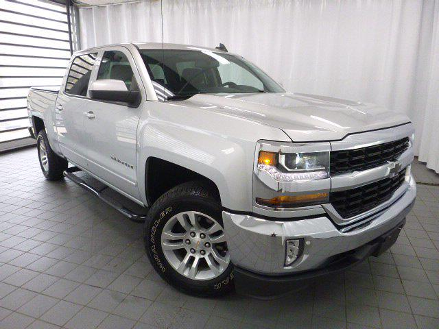 2018 Chevrolet Silverado 1500 Crew Cab 4x4, Pickup #MN8562A - photo 39