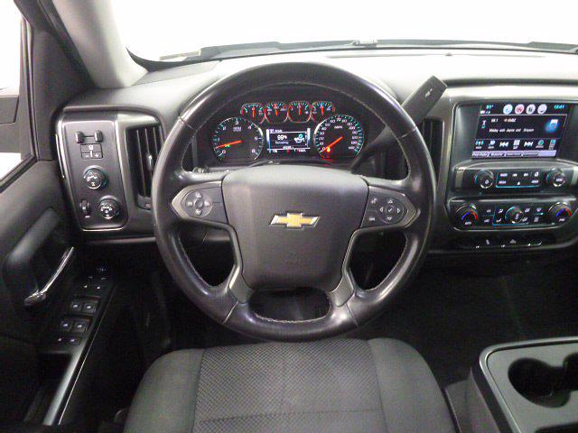 2018 Chevrolet Silverado 1500 Crew Cab 4x4, Pickup #MN8562A - photo 9