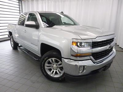 2018 Chevrolet Silverado 1500 Crew Cab 4x4, Pickup #MN8562A - photo 3