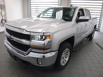 2018 Chevrolet Silverado 1500 Crew Cab 4x4, Pickup #MN8562A - photo 32